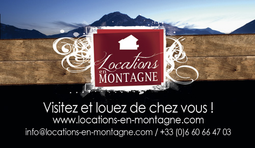 LOCATIONS MONTAGNE CARTE VISTE 1